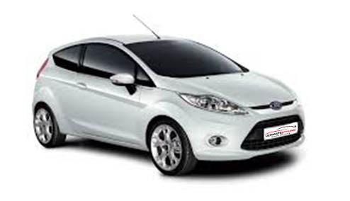 Ford Fiesta 1.25 (81bhp) Petrol (16v) FWD (1242cc) - MK 7 B299 (2008-2013) Hatchback