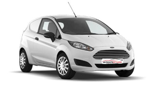 Ford Fiesta 1.6 TDCi 90 (89bhp) Diesel (16v) FWD (1560cc) - MK 7 B299 (2009-2010) Van