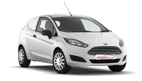 Ford Fiesta 1.6 TDCi 95 ECOnetic (94bhp) Diesel (8v) FWD (1560cc) - MK 7 B299 (2010-2013) Van