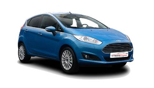 Ford Fiesta 1.6 ST (180bhp) Petrol (16v) FWD (1596cc) - MK 7 B299 (2012-2017) Hatchback