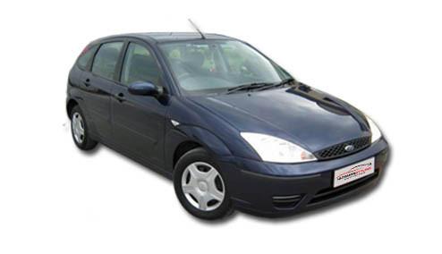 Ford Focus 1.6 (99bhp) Petrol (16v) FWD (1596cc) - MK 1 (1998-2005) Hatchback