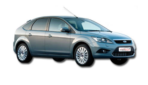 Ford Focus 1.6 TDCi 110 (108bhp) Diesel (16v) FWD (1560cc) - MK 2 (2004-2011) Hatchback