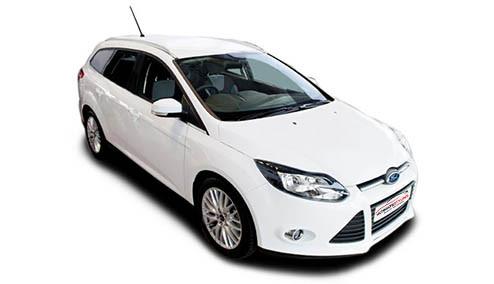 Ford Focus 1.6 TDCi 95 (94bhp) Diesel (8v) FWD (1560cc) - MK 3 (2011-2015) Estate