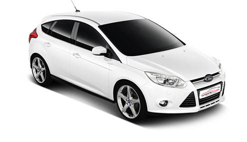 Ford Focus 0.0 (143bhp) Electric FWD - MK 3 (2013-2015) Hatchback