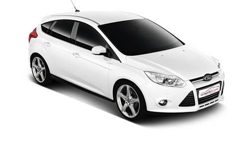 Ford Focus 1.6 TDCi 95 (94bhp) Diesel (8v) FWD (1560cc) - MK 3 (2011-2015) Hatchback