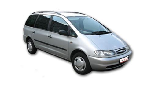 Ford Galaxy 1.9 (109bhp) Diesel (8v) FWD (1896cc) - MK 1 (1998-2000) MPV