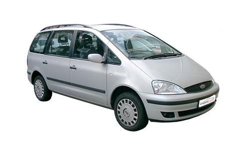 Ford Galaxy 1.9 TDi 115 (113bhp) Diesel (8v) FWD (1896cc) - MK 2 V191 (2000-2006) MPV