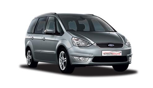 Ford Galaxy 2.0 TDCi 140 Powershift (138bhp) Diesel (16v) FWD (1997cc) - MK 3 CD340 (2010-2016) MPV