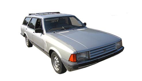 Ford Granada 2.5 Turbo + Intercooler (113bhp) Diesel (8v) RWD (2498cc) - MK 3 (1993-1995) Estate