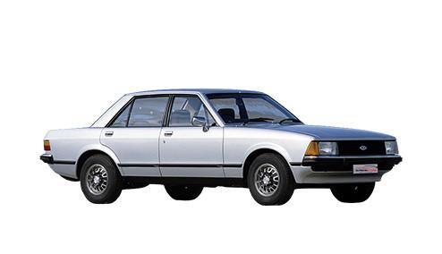 Ford Granada 2.5 Turbo + Intercooler (113bhp) Diesel (8v) RWD (2498cc) - MK 3 (1993-1995) Saloon
