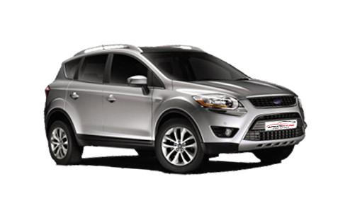 Ford Kuga 2.0 TDCi 163 (161bhp) Diesel (16v) 4WD (1997cc) - (2010-2013) SUV