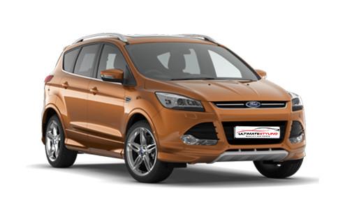 Ford Kuga 1.6 EcoBoost 150 (147bhp) Petrol (16v) FWD (1596cc) - (2012-2015) SUV