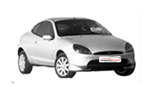 Ford Puma 1.7 Racing (152bhp) Petrol (16v) FWD (1679cc) - (1999-2000) Coupe