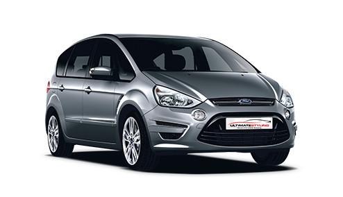 Ford S-MAX 1.8 TDCi (123bhp) Diesel (8v) FWD (1753cc) - (2006-2010) MPV