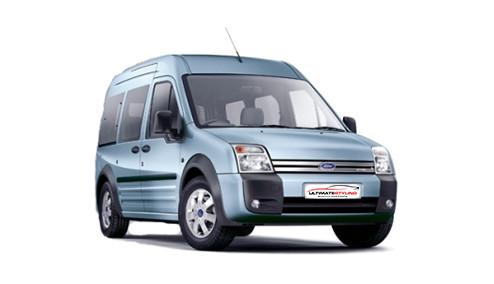 Ford Tourneo Connect 1.8 TDCi 110 (108bhp) Diesel (8v) FWD (1753cc) - (2009-2013) MPV
