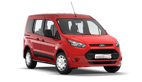 Ford Tourneo Connect 1.6 TDCi 95 (94bhp) Diesel (8v) FWD (1560cc) - (2013-2016) MPV