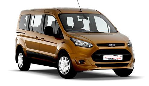 Ford Grand Tourneo Connect 1.6 TDCi 115 (113bhp) Diesel (8v) FWD (1560cc) - (2013-2016) MPV