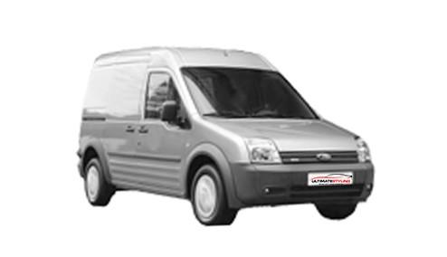 Ford Transit Connect 1.8 TDdi 75 (74bhp) Diesel (8v) FWD (1753cc) - (2002-2009) Van