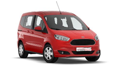 Ford Transit Courier 1.5 Kombi TDCi 75 (74bhp) Diesel (8v) FWD (1496cc) - (2014-) B460 MPV