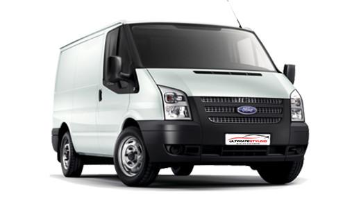 Ford Transit 2.2 TDCi 110 (109bhp) Diesel (16v) FWD (2198cc) - MK 7 (2006-2008) Chassis Cab