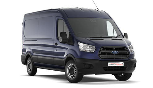 Ford Transit 2.2 TDCi 125 (123bhp) Diesel (16v) RWD (2198cc) - MK 8 (2014-2017) V363 Chassis Cab