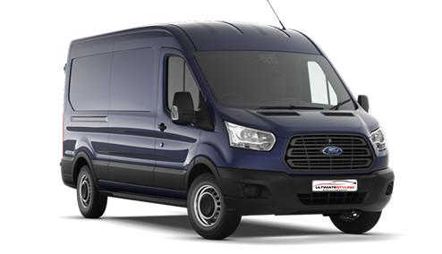 Ford Transit 2.2 TDCi 125 (99bhp) Diesel (16v) 4WD (2198cc) - MK 8 (2014-2017) V363 Chassis Cab