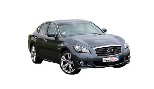 Infiniti M30 3.0 d (235bhp) Diesel (24v) RWD (2993cc) - M30 (2010-2014) Saloon