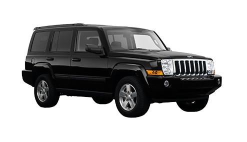 Jeep Commander 5.7 Hemi (326bhp) Petrol (16v) 4WD (5654cc) - (2006-2007) ATV/SUV