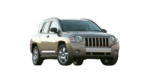 Jeep Compass 2.4 (168bhp) Petrol (16v) 4WD (2359cc) - (2007-2010) ATV/SUV