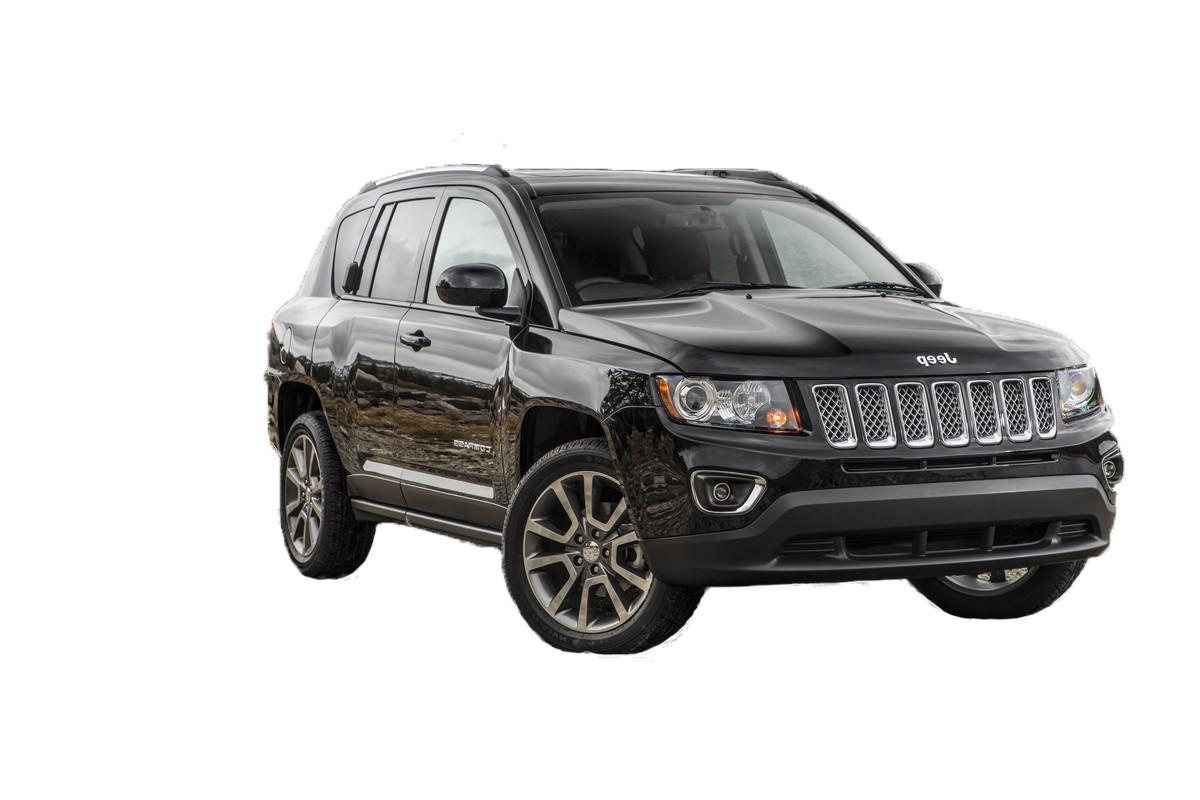 Jeep Compass 2.4 (168bhp) Petrol (16v) 4WD (2359cc) - (2011-2015) ATV/SUV