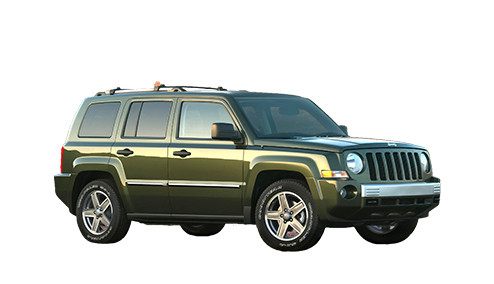Jeep Patriot 2.4 (168bhp) Petrol (16v) 4WD (2359cc) - (2007-2012) ATV/SUV