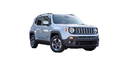 Jeep Renegade 1.6 E-TorQ (109bhp) Petrol (16v) FWD (1598cc) - (2015-) SUV