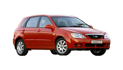 Kia Cerato 1.6 CRDi 115 (113bhp) Diesel (16v) FWD (1582cc) - (2006-2007) Hatchback