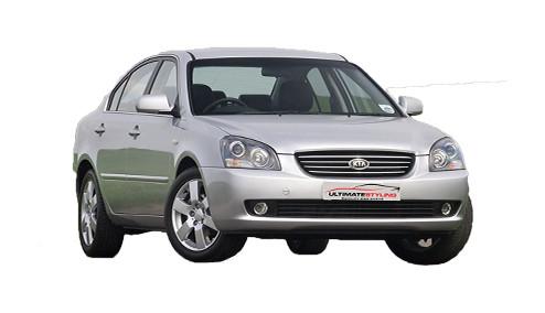 Kia Magentis 2.7 (185bhp) Petrol (24v) FWD (2656cc) - (2006-2009) Saloon