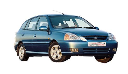 Kia Rio 1.5 (97bhp) Petrol (16v) FWD (1493cc) - DC (2001-2004) Hatchback