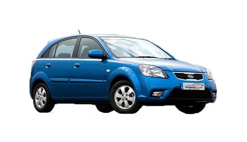 Kia Rio 1.4 (96bhp) Petrol (16v) FWD (1399cc) - JB (2005-2011) Saloon
