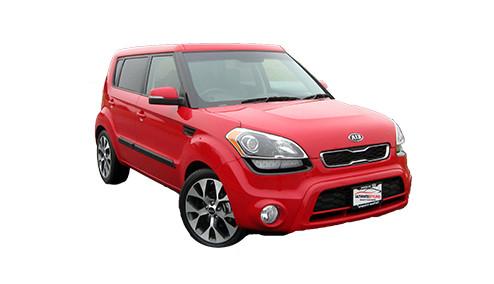 Kia Soul 1.6 (124bhp) Petrol (16v) FWD (1591cc) - (2009-2012) AM Hatchback