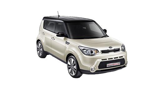Kia Soul 1.6 GDi 130 (130bhp) Petrol (16v) FWD (1591cc) - (2014-) PS Hatchback