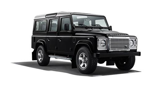 Land Rover Defender 110 2.5 (67bhp) Diesel (8v) 4WD (2495cc) - (1990-1992) ATV