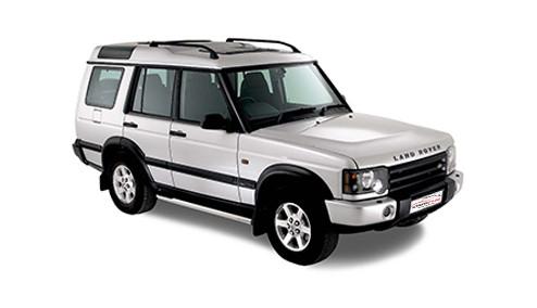Land Rover Discovery 2.5 Td5 (136bhp) Diesel (10v) 4WD (2495cc) - MK 2 (1998-2004) ATV