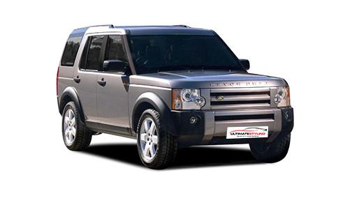 Land Rover Discovery 2.7 TDV6 (190bhp) Diesel (24v) 4WD (2720cc) - MK 3 (2004-2010) ATV