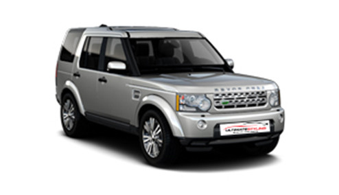 Land Rover Discovery 2.7 TDV6 (190bhp) Diesel (24v) 4WD (2720cc) - MK 4 (2009-2010) ATV