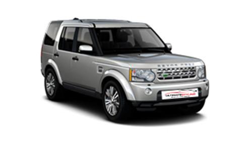 Land Rover Discovery 3.0 SDV6 (252bhp) Diesel (24v) 4WD (2993cc) - MK 4 (2011-2017) ATV