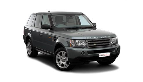 Land Rover Range Rover Sport 3.6 TDV8 (268bhp) Diesel (32v) 4WD (3630cc) - L320 (2006-2011) ATV