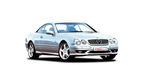 Mercedes Benz CL Class CL55 AMG 5.4 (500bhp) Petrol (24v) RWD (5439cc) - C215 (2002-2004) Coupe