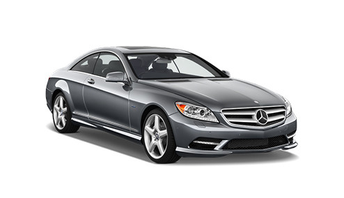 Mercedes Benz CL Class CL63 AMG 6.2 (517bhp) Petrol (32v) RWD (6208cc) - C216 (2006-2011) Coupe