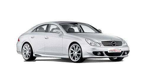 Mercedes Benz CLS Class CLS320 3.0 CDi (224bhp) Diesel (24v) RWD (2987cc) - C219 (2005-2010) Coupe