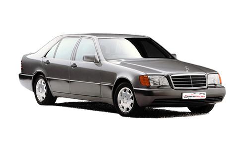 mercedes w140 coupe parts