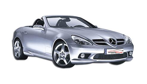 Mercedes Benz SLK Class SLK350 3.5 (301bhp) Petrol (24v) RWD (3498cc) - R171 (2008-2012) Convertible