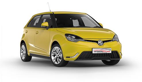 MG MG3 1.5 (105bhp) Petrol (16v) FWD (1498cc) - (2013-) Hatchback